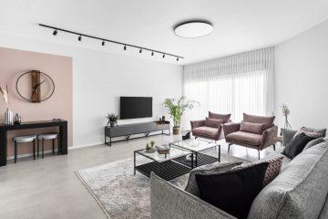 שיפוץ דירת 5 חדרים – חולון